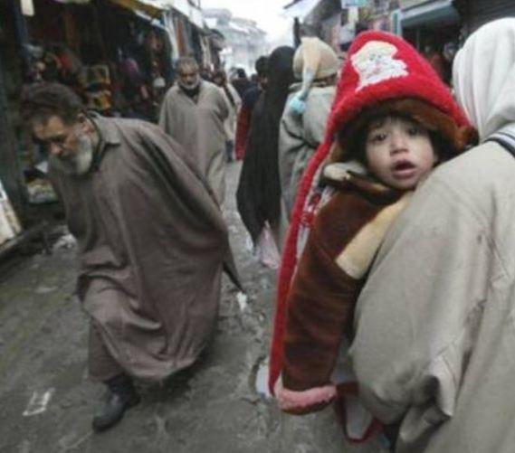 Κύμα ψύχους πλήττει την Ινδία - Δεκάδες νεκροί