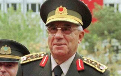 Τουρκία: Συνελήφθη ο πρώην Α/ΓΕΣ για το πραξικόπημα του '97