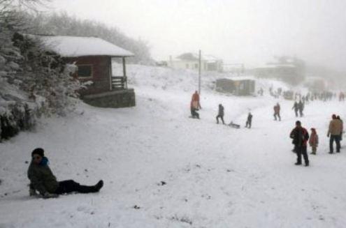Σοβαρό ατύχημα στο Χιονοδρομικό