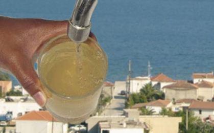 Στο Πτελεό πίνουν… καφέ νερό!!!