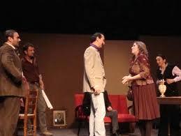 """Θεατρική παράσταση από τη Θεατρική Σκηνή Δικηγόρων """"Αθέμιτος""""."""