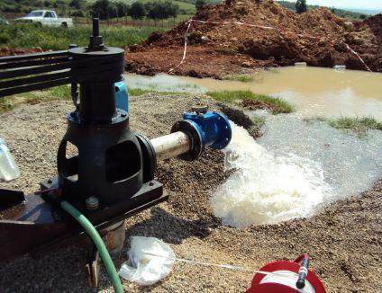 Εργο μεταφοράς νερού