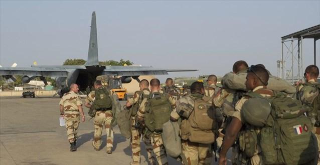 Επιβεβαιώνει η Γαλλία τον βομβαρδισμό της πόλης Γκάο