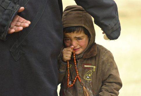 Σε τραγική κατάσταση χιλιάδες Σύροι πρόσφυγες, ανεξέλεγκτη βία στο εσωτερικό