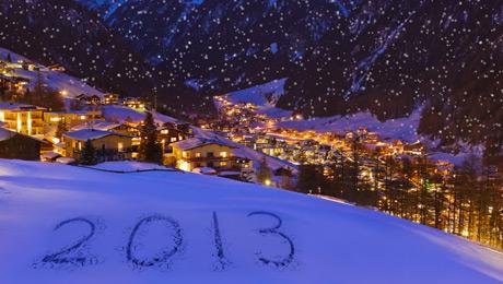 Τα καλύτερα χειμερινά ταξίδια για το 2013