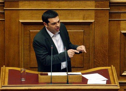 Σαμαράς και Βενιζέλος επιχειρούν συγκάλυψη καταγγέλλει ο Αλ.Τσίπρας