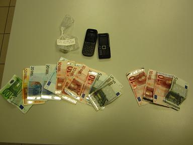 Συνελήφθησαν για διακίνηση ναρκωτικών ουσιών στη Λάρισα