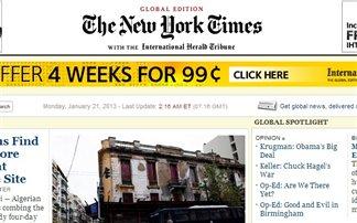 New York Times: Φόβοι για επιστροφή του εξτρεμισμού στην Ελλάδα