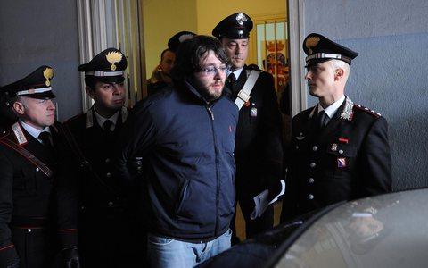 Νάπολη: Ο μαφιόζος συνεχάρη τους αστυνομικούς για την σύλληψή του