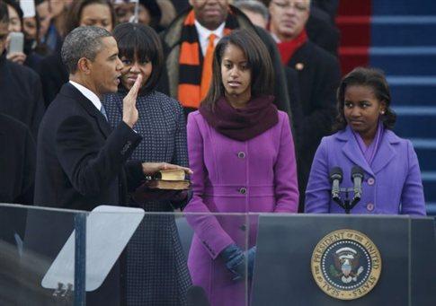 Ισοπολιτεία για τους ομοφυλόφιλους υποσχέθηκε ο Μπαράκ Ομπάμα