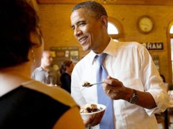 Ελληνικό γιαούρτι για τον Ομπάμα
