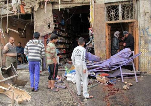 Ιράκ: Τουλάχιστον 42 νεκροί από επίθεση καμικάζι