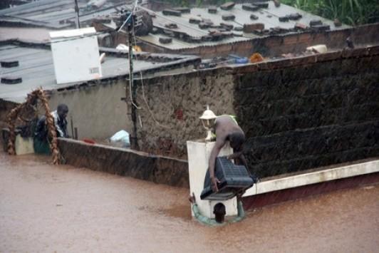 Τους 36 έφτασαν οι νεκροί από τις πλημμύρες στη Μοζαμβίκη