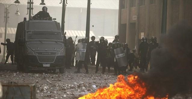 Αίγυπτος: Επεισόδια και στο Κάιρο