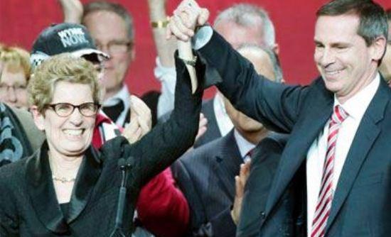 Γυναίκα η νέα πρωθυπουργός του Οντάριο