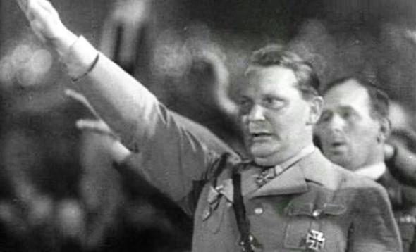 Το χαλί του ναζιστή στο γραφείο της Μέρκελ