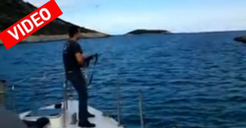 Αλόννησος: ΕΔΕ για βίντεο με λιμενικούς