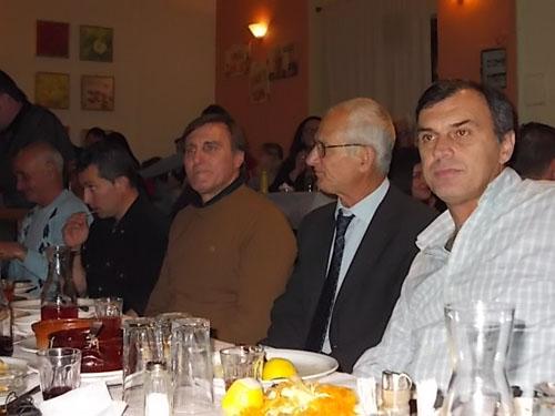 Εκδήλωση  των παλαίμαχων ποδοσφαριστών του Βόλου