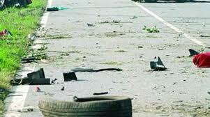 Θανατηφόρο τροχαίο ατύχημα στο 25ο χιλιόμετρο της παλαιάς εθνικής οδού Λάρισας – Βόλου