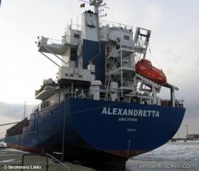 Απέπλευσε χωρίς τα όπλα το Alexandretta