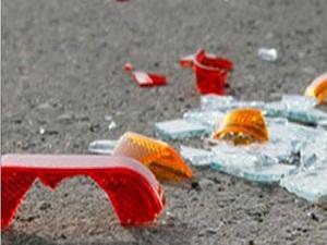 Θανατηφόρο τροχαίο ατύχημα στο 2ο χιλιόμετρο της επαρχιακής οδού Αγιάς - Λάρισας