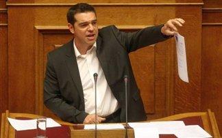 Αλ. Τσίπρας: «Φορολογήστε τις λίστες και όχι τα ακίνητα»