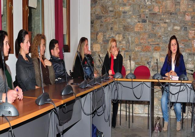 Πολυχώρος για τους νέους της Αλοννήσου