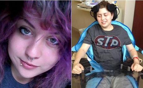 Έμεινε ανάπηρη επειδή κάπνισε συνθετική μαριχουάνα