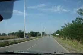 Παρέμβαση για την Παλαιά Εθνική Οδό Βόλου - Λάρισας