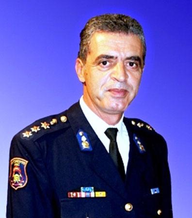 Λάρισα : Νέος διοικητής ΠΥ Θεσσαλίας