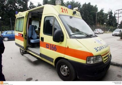 Τροχαίο ατύχημα με παράσυρση και σοβαρό τραυματισμό 78χρονης στην Καρδίτσα