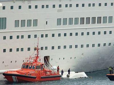 Τραγωδία κατά την άσκηση εκκένωσης κρουαζιερόπλοιου στα Κανάρια Νησιά