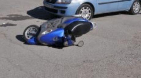 Τροχαίο Ατύχημα με σοβαρό τραυματισμό στο 3ο χλμ της Επαρχιακής Οδού Βόλου - Άλλης Μεριάς