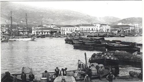 Γρηγόρης Καρταπάνης:Τα παλιά ψαράδικα (Μέρος β΄)
