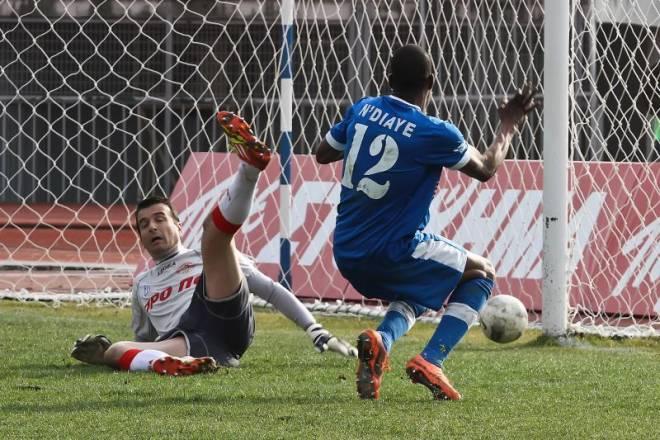 Καβάλα - Ολυμπιακός Βόλου  1-0