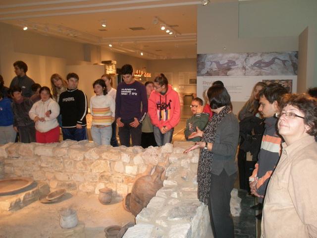 Κοντά στην αρχαιολογική γνώση