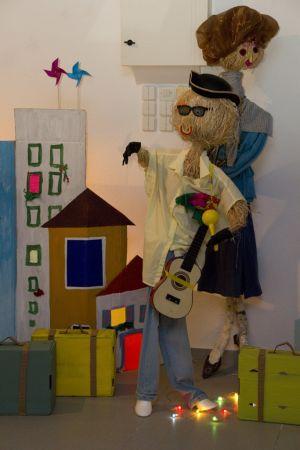 Κούκλες στο Ντε Κίρικο