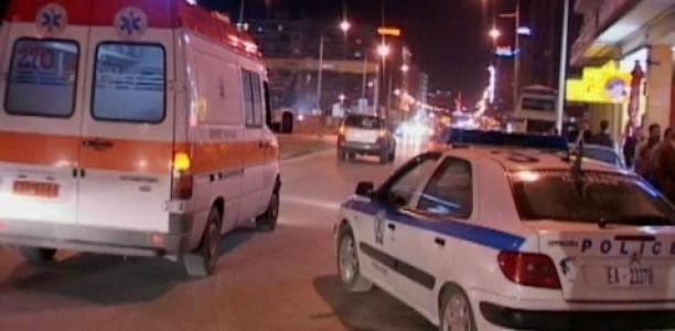 Αυτοκίνητο παρέσυρε και σκότωσε 78χρονη Λαρισαία