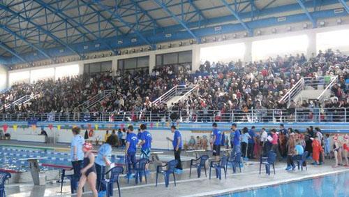Επιτυχίες  μικρών  κολυμβητών