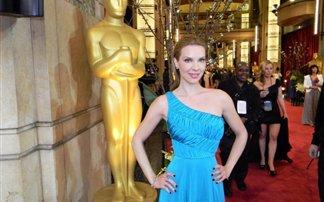 Όσκαρ 2013: Μια Ελληνίδα στο κόκκινο χαλί