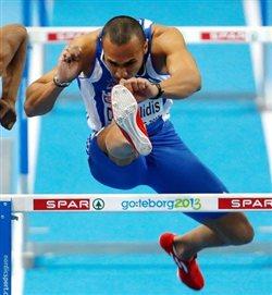 Στον τελικό των 60μ. (20:45) ο Δουβαλίδης, σε αναμονή ο Μπανιώτης