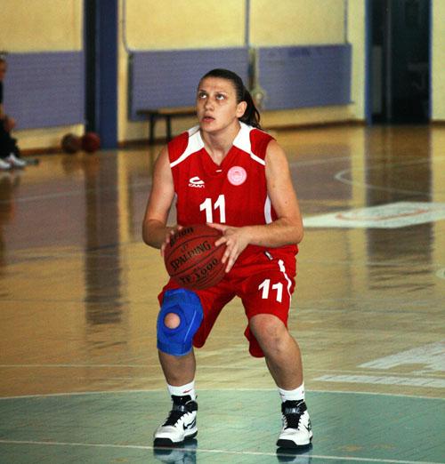 Κόντρα στον ΠΑΟΚ  η γυναικεία ομάδα μπάσκετ του Ολυμπιακού