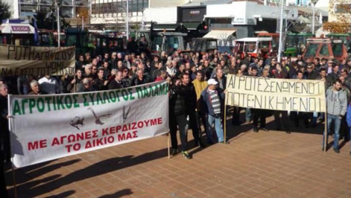 Καρδίτσα: Δεκάδες λεωφορεία ετοιμάζονται για το συλλαλητήριο στην Αθήνα