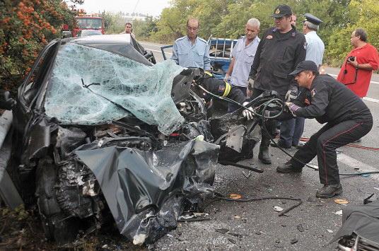 Μειωμένα 17,5%  τα τροχαία ατυχήματα στη Μαγνησία