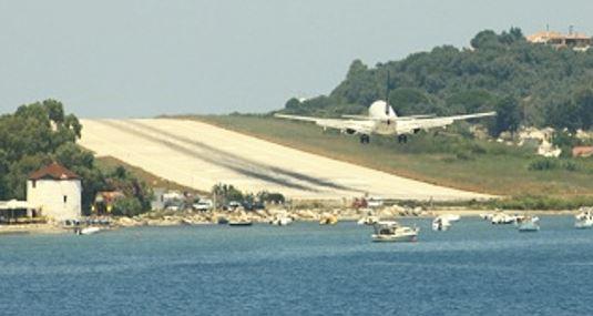 Θετική η Επιτροπή Ανταγωνισμού για το αεροδρόμιο Σκιάθου