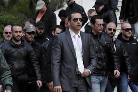 Απαλλάχθηκε λόγω αμφιβολιών ο Ηλ.Κασιδιάρης για τα γεγονότα του 2007