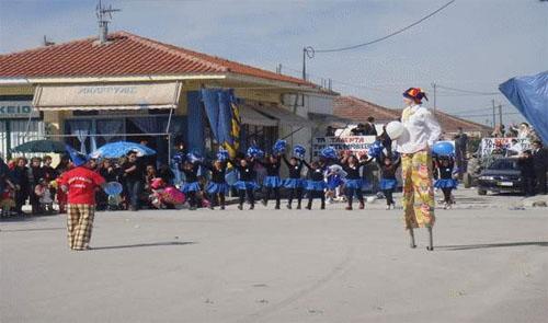 Απόκριες στο Δήμο Ρήγα Φεραίου