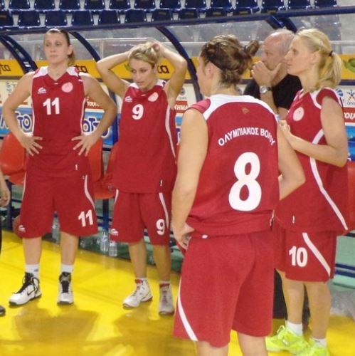 Α1 ΓΥΝΑΙΚΩΝ - 6η νίκη  ο Ολυμπιακός Β.