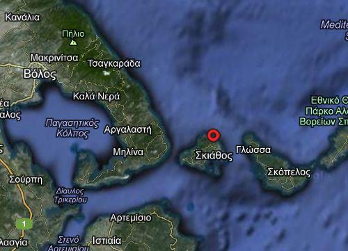 Σεισμός μεγέθους 3,7 βαθμών
