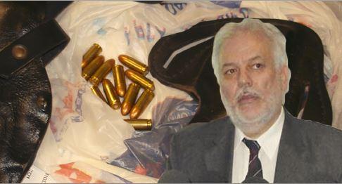 Σφαίρες στο γραφείο Ζαχαρόπουλου